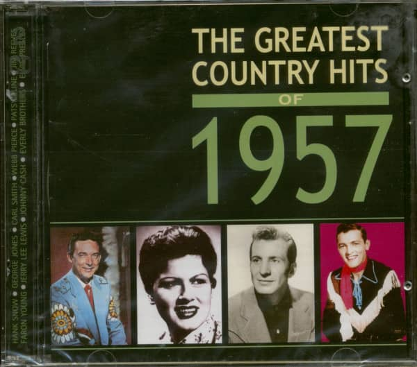 The Greatest Country Hits Of 1957 (2-CD)