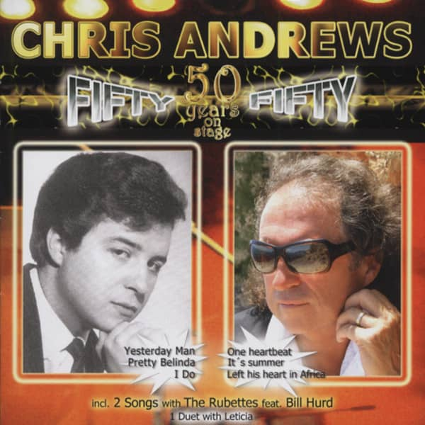 Fifty-Fifty - 50 Years On Stage (CD)