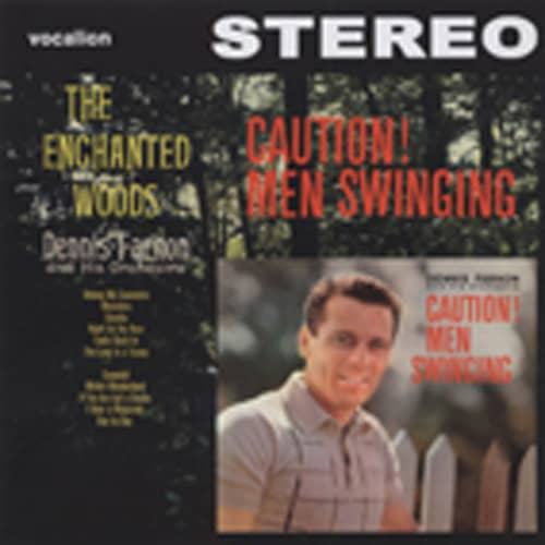 Caution! Men Swinging - The Enchanted Woods