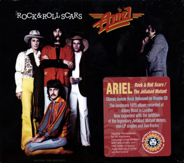 Rock & Roll Scars (1975) plus bonus tracks (2-CD)