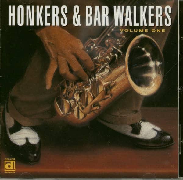 Honkers & Bar Walkers Vol.1 (CD)
