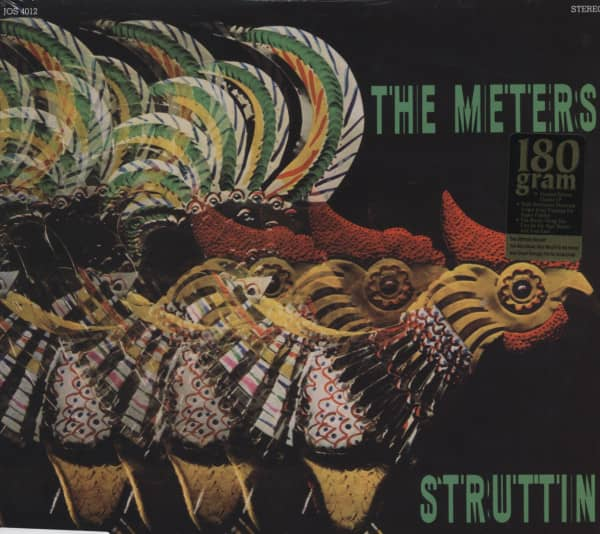 Struttin (Limited edition - colored vinyl)