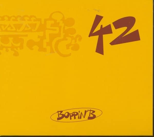 42 - Ekstase (CD)