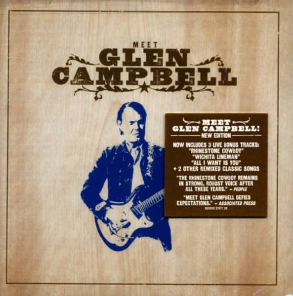 Meet Glen Campbell...plus (2012 Edition)
