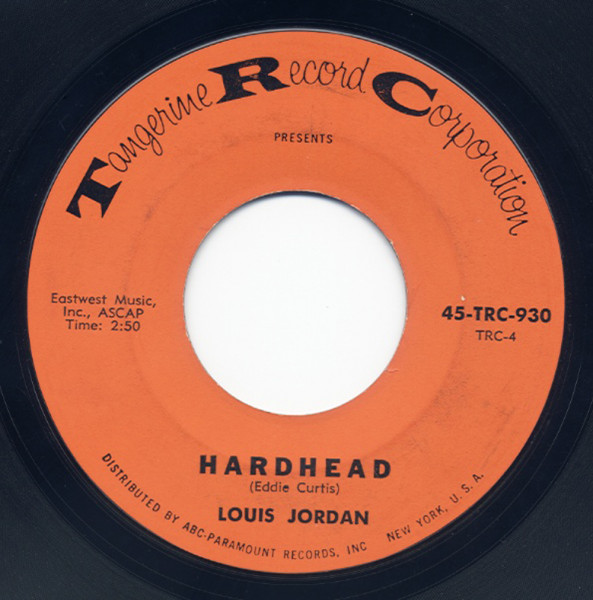Hardhead - Never Know When Women Change...7inch, 45rpm