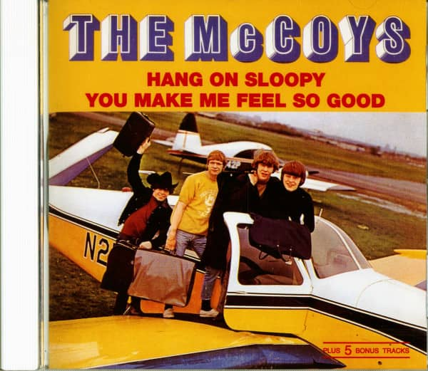Hang On Sloopy - You Make Me Feel Good