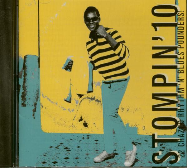 Stompin' Vol.10 (CD)
