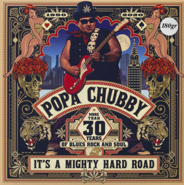 It's A Mighty Hard Road (2-LP, 180g Vinyl)