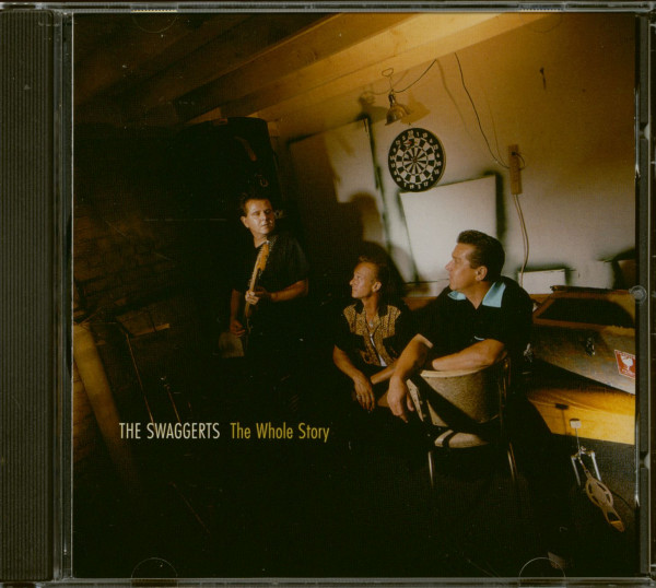 The Whole Story (CD)