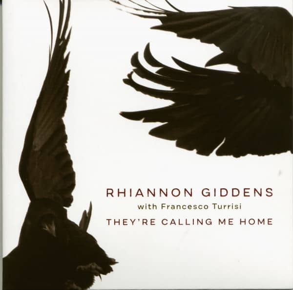 They're Calling Me Home (CD)