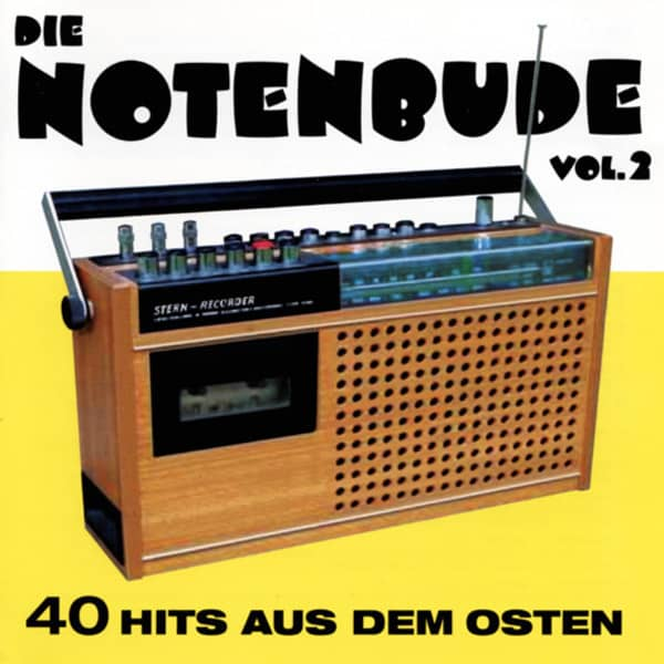 Vol.2, Die Notenbude 2-CD