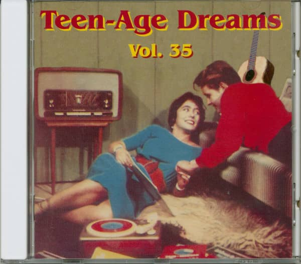 Teen-Age Dreams Vol. 35