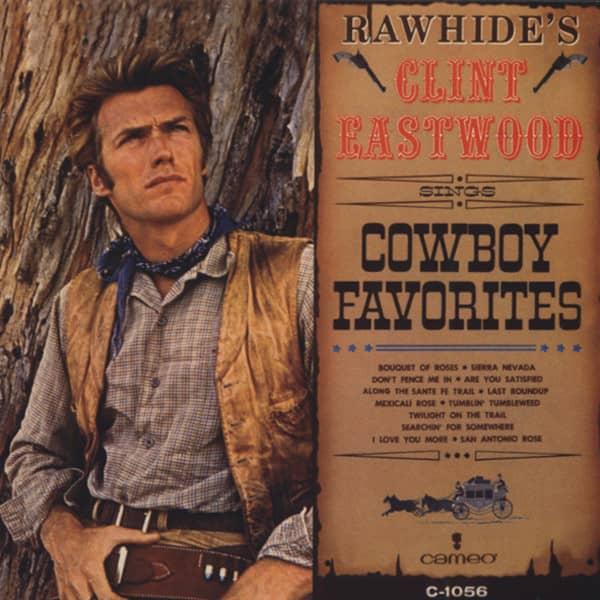 Sings Cowboy Favorites...plus