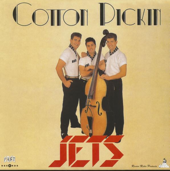Cotton Pickin' (LP)