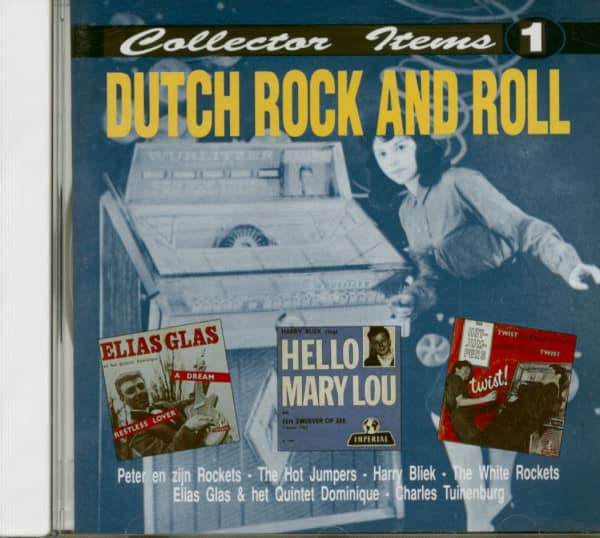 Dutch Rock And Roll - Collector Items #1 (CD)