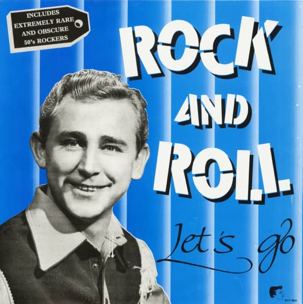 Rock And Roll - Let's Go (LP)