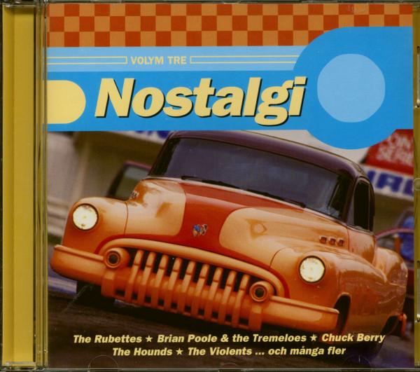 Nostalgi Vol.3 (CD)