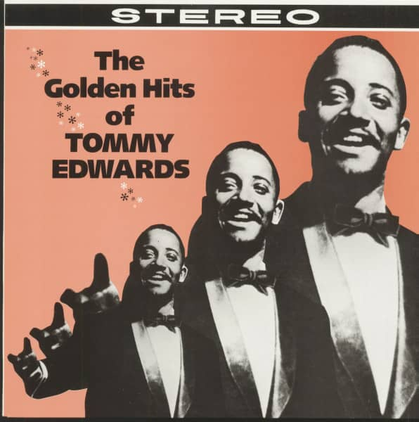 The Golden Hits Of Tommy Edwards (LP)