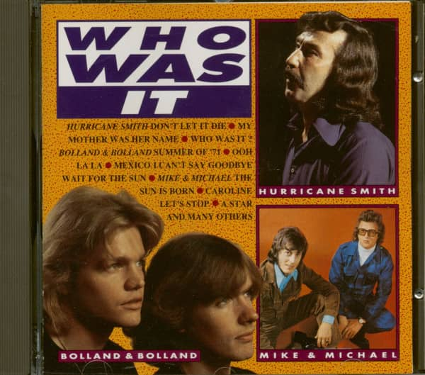 Who Was It (CD)