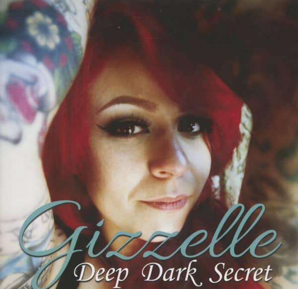 Deep Dark Secret - She'll Be Gone (7inch, 45rpm, PS, Ltd.)