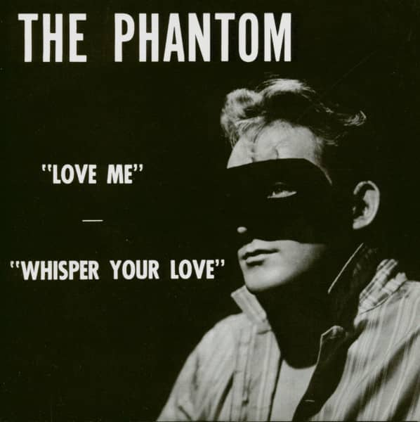 Love Me - Whisper Your Love (7inch, 45rpm, PS)