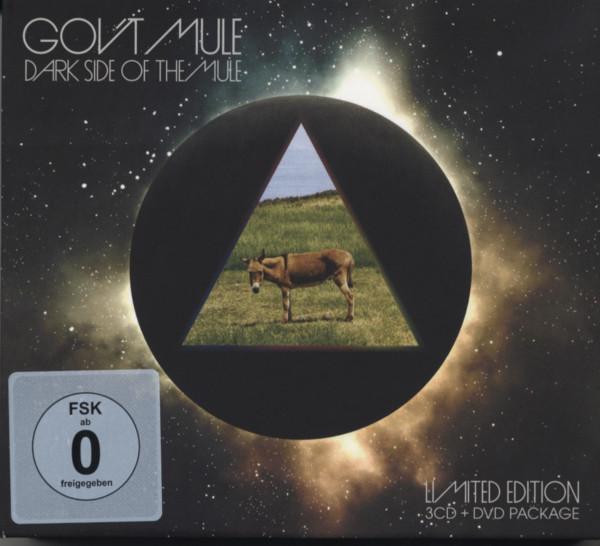Dark Side Of The Mule (3-CD - 1-DVD)