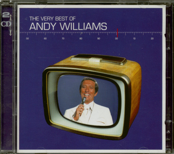 The Very Best Of Andy Williams (2-CD)