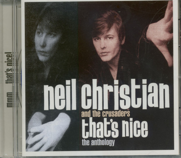 Neil Christian And The Crusaders That's Nice - The Anthology (CD)