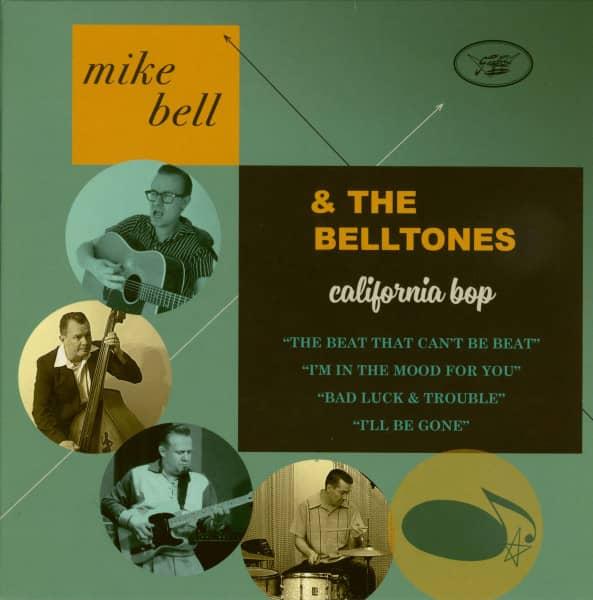 California Bop (EP, PS)