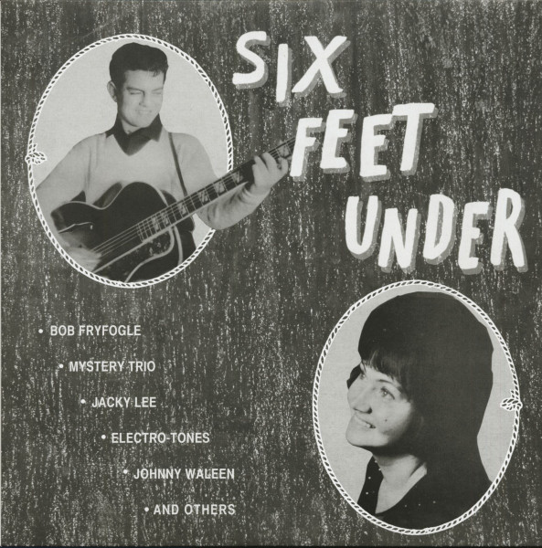 Six Feet Under (LP)