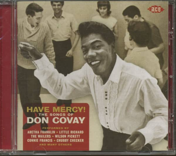 Have Mercy - The Songs Of Don Covay