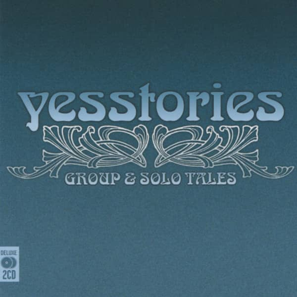 Yesstories - Group & Solo Tales (2-CD)