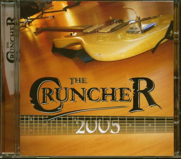 The Cruncher - 2005 (CD)