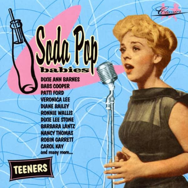 Soda Pop Babies Vol.1 (CD)