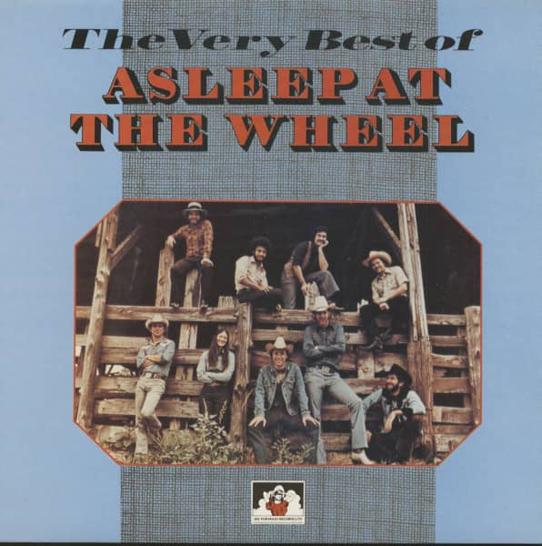 The Very Best Of Asleep At The Wheel (LP)