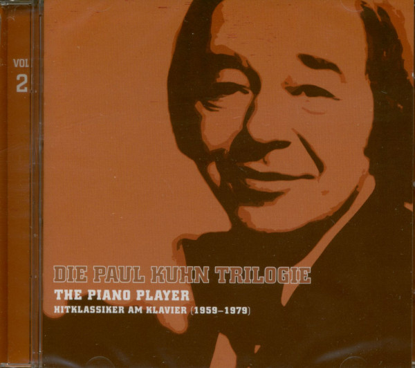 Trilogie Vol.2 -The Piano Player (CD)