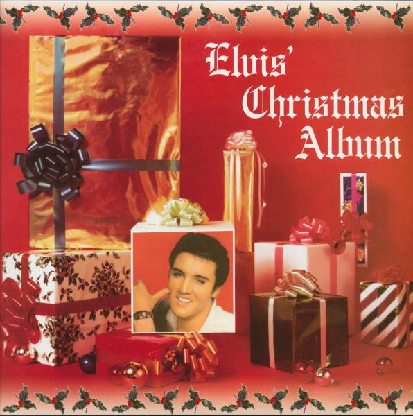 Elvis' Christmas Album (LP, Red Vinyl, Ltd.)