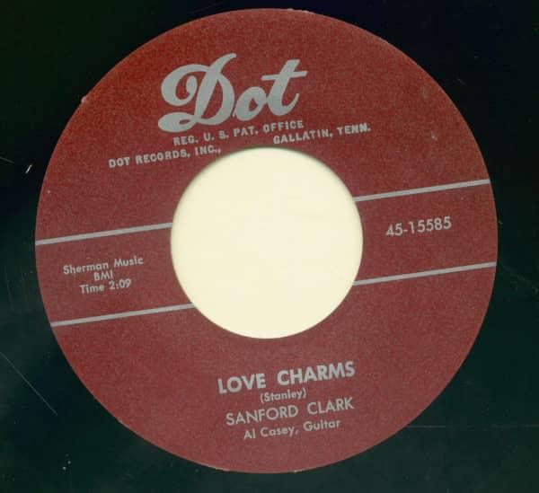 Modern Romance - Love Charms (7inch, 45rpm)