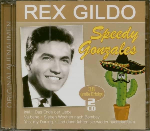 Speedy Gonzales - 38 große Erfolge (2-CD)