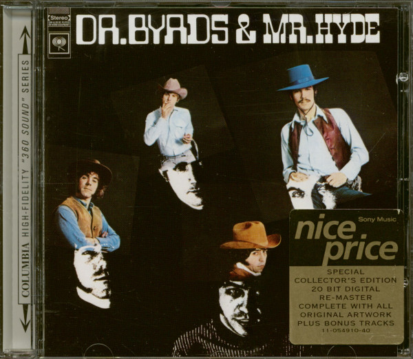 Dr.Byrds And Mr.Hyde (CD Collector's Edition)