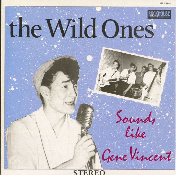 Sounds Like Gene Vincent