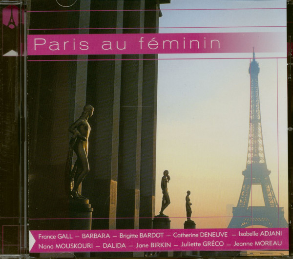 Paris Au Feminin (CD)