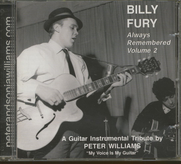 Billy Fury - Always Remembered, Vol.2 (CD)