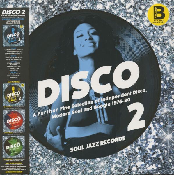 Disco 2 - Modern Soul And Boogie 1976-80 (2-LP, 180g Vinyl)