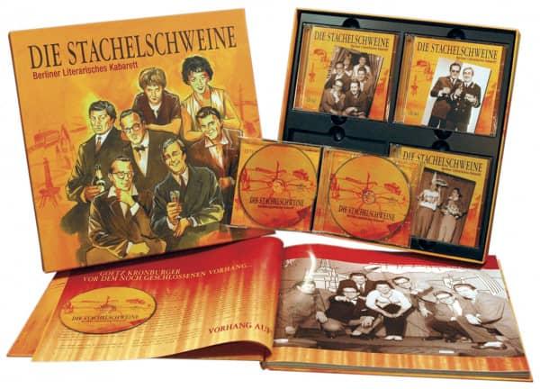 Berliner Kabarett (8-CD)