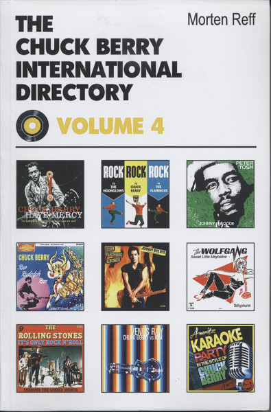 Morten Reff: International Directory Volume 4