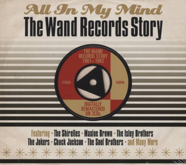 All In My Mind - The Wand Record Story (2-CD)