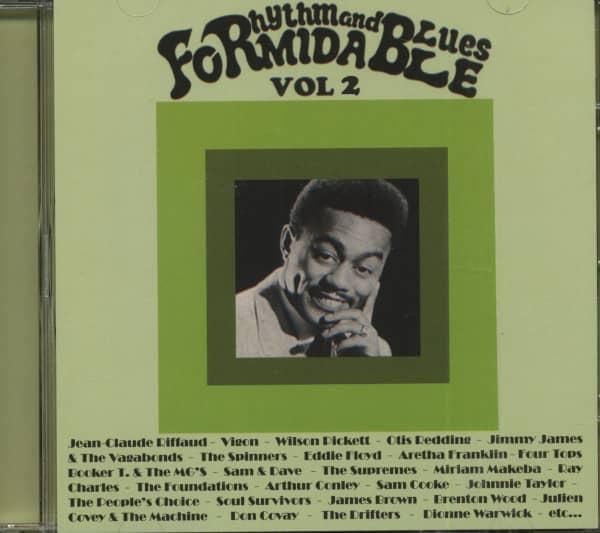 Formidable Rhythm And Blues Vol.2 (CD)