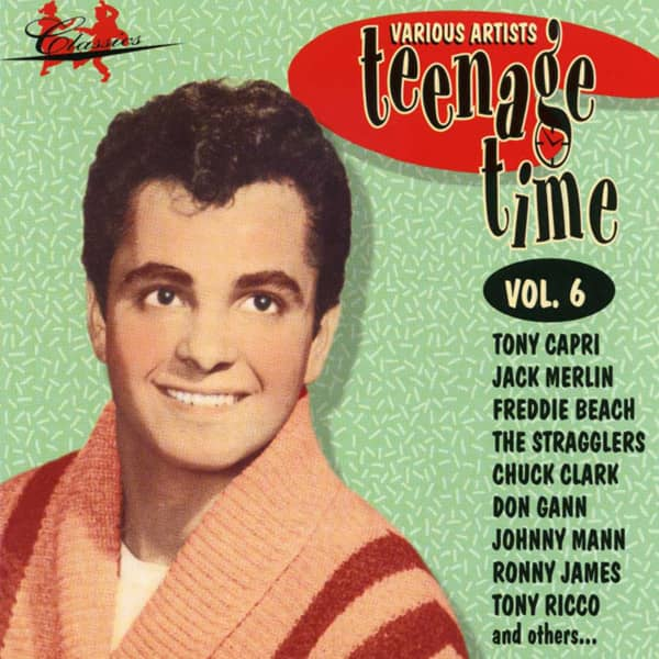 Teenage Time Vol.6 (CD)