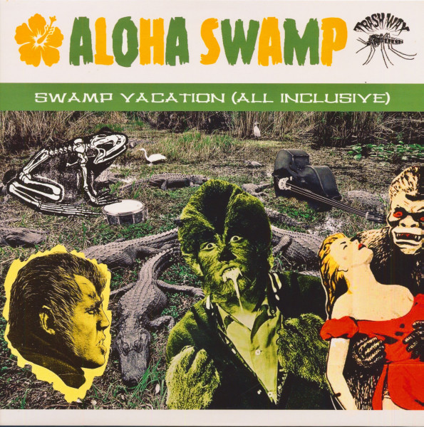 Swamp Vacation - All Inclusive (LP)